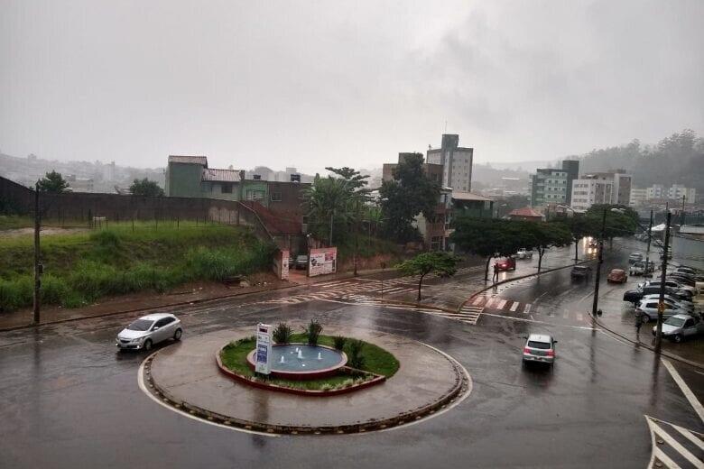 Confira a previsão do tempo deste domingo para Itabira