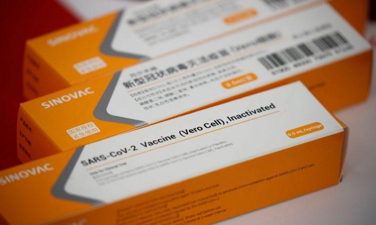 Butantan entrega 2 milhões de doses ao governo federal