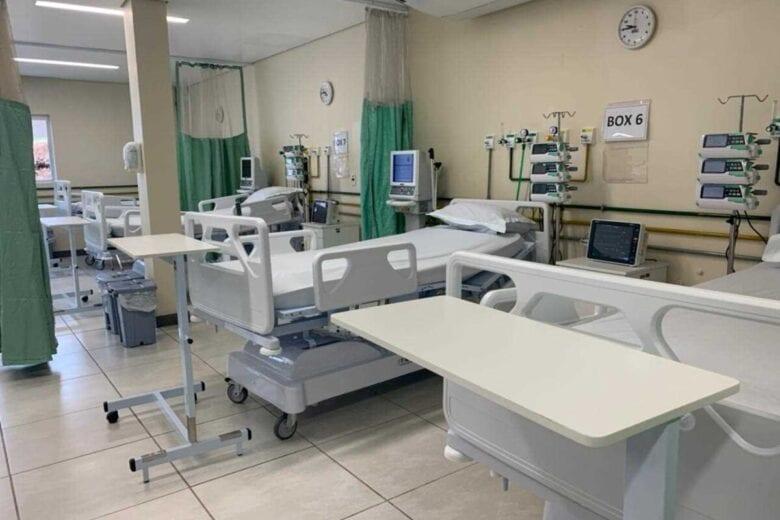 Coronavírus: Itabira pretende abrir cinco novos leitos de UTI