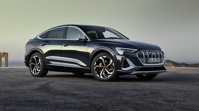Audi e-tron Sportback entra no plano de assinatura da marca