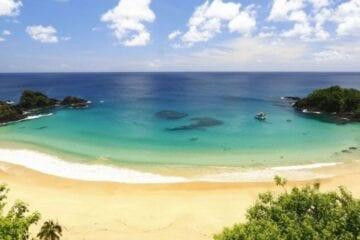 Duas praias brasileiras figuram entre as 10 melhores do mundo