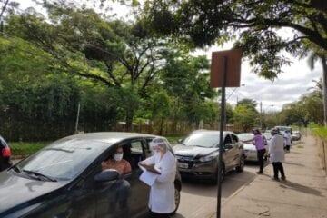 Coronavírus: continua a vacinação de idosos de 65 anos no feriado em Monlevade