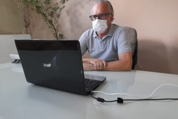 Dr. Laércio Ribeiro, prefeito de Monlevade, sofre acidente doméstico e fratura costelas
