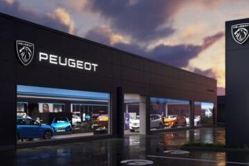 Novo logotipo da Peugeot representa um reposicionamento da marca