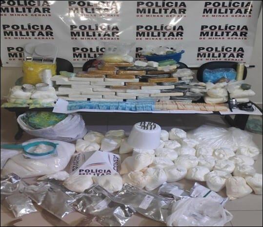 Operação alquimia: 11 são presos em Ipatinga e outros municípios