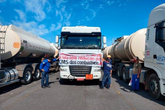 Greve dos tanqueiros: Sindtanque pode retomar paralisações em Minas