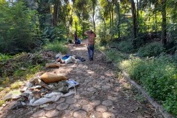 Prefeitura retira mais de 150 caminhões de lixo das ruas de Monlevade