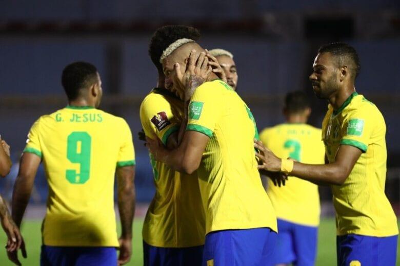 Mesmo sem jogar, Brasil segue em 3º no ranking da Fifa; Bélgica é a líder