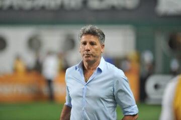 Trabalho no Corinthians elucidaria qual o real estágio da carreira de Renato Gaúcho