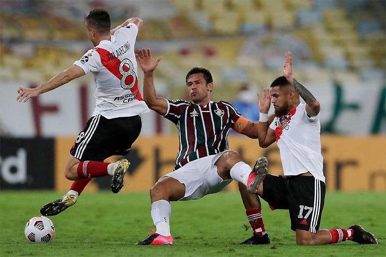 De volta à Libertadores após oito anos, Fluminense empata com River Plate