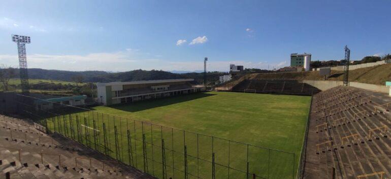 São Gonçalo: Prefeitura trabalha para regularizar Estádio Municipal