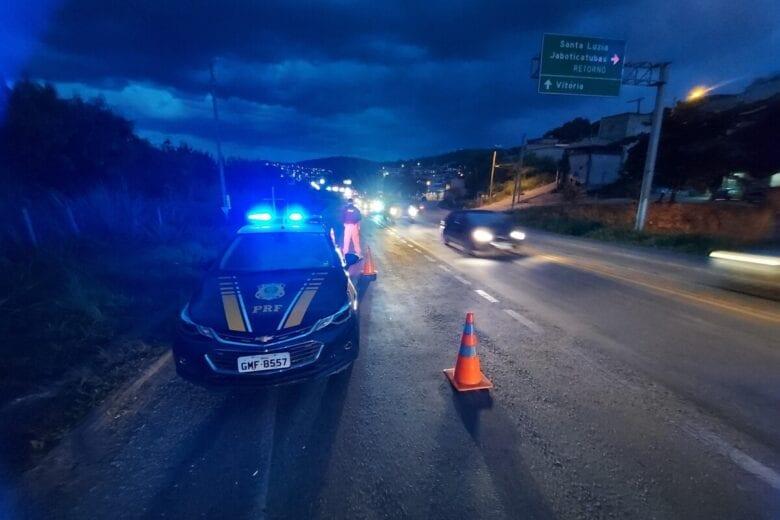 BR-381: trânsito intenso nos acessos à Belo Horizonte