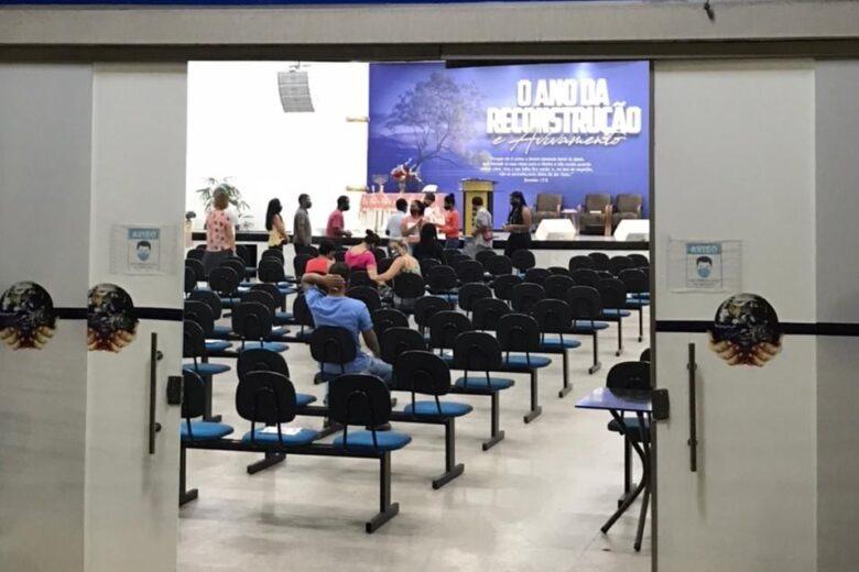 Após decisão do STF, igrejas realizam cultos em Itabira