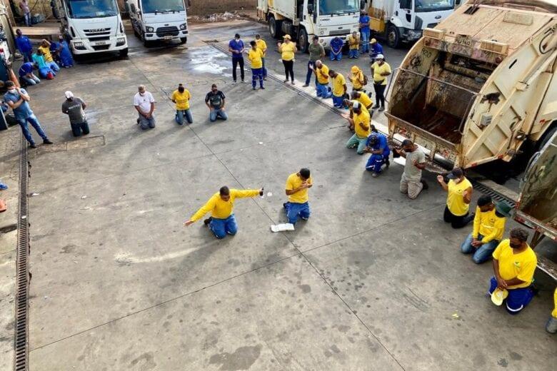 Drama na limpeza pública: Itaurb perde mais um funcionário para a Covid-19
