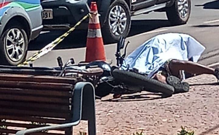 Polícia identifica suspeito de ser o autor do homicídio em Santa Bárbara