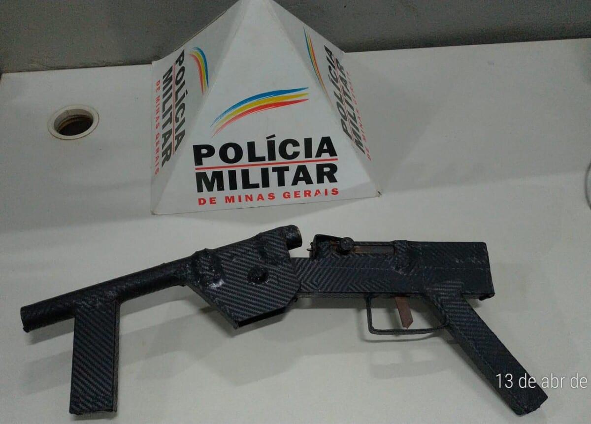 Suspeito de ser autor de homicídio em Santa Bárbara é preso pela PM