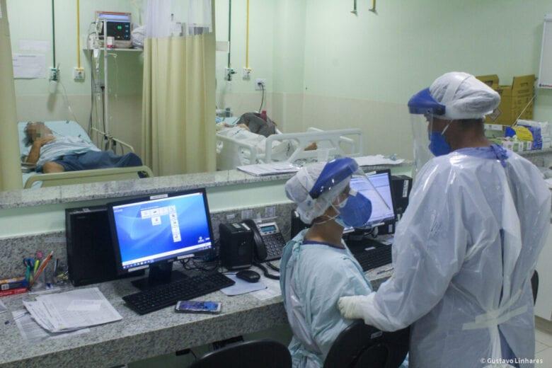 Itabira registra um óbito e 80 novos casos de Covid-19