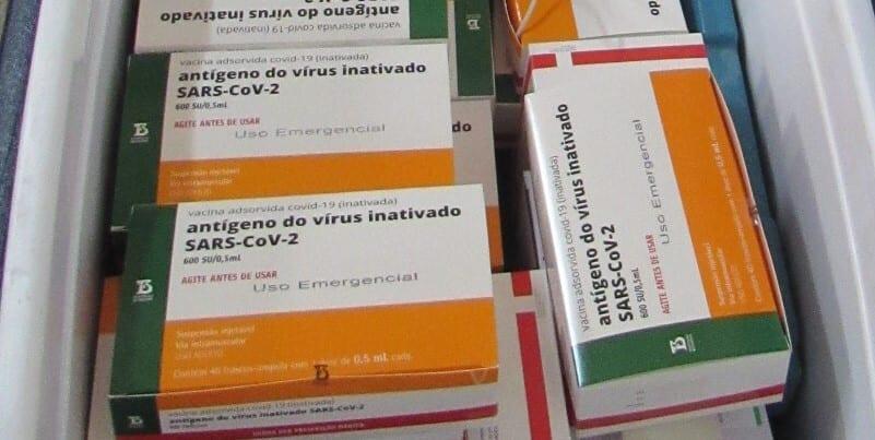 Atenção: Itabira suspende vacinação nos pontos de drive-thru
