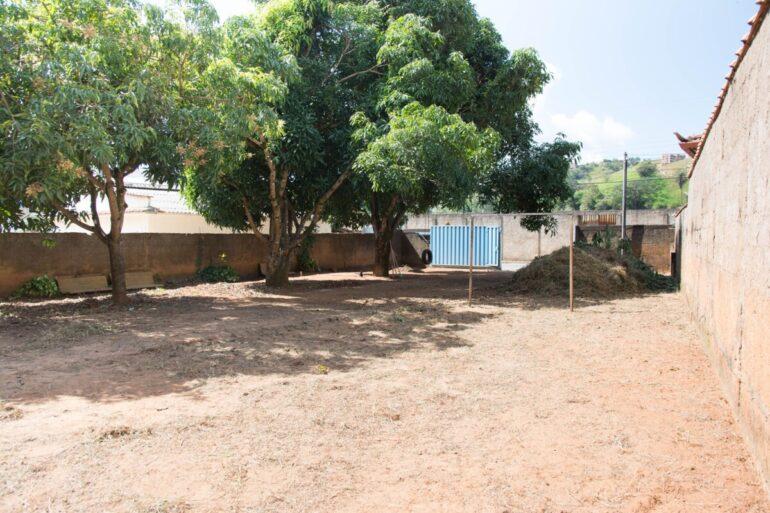 Monlevade: unidades da Fundação Crê-Ser recebem limpeza, confira fotos