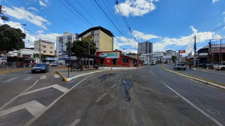 """Monlevade terá retorno """"em gota"""" na avenida Gentil Bicalho"""