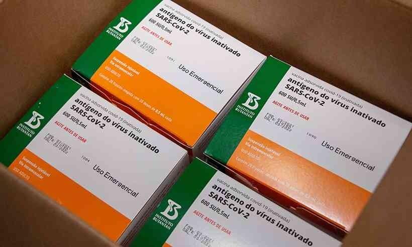 Além de BH, mais 6 capitais suspendem aplicação da 2ª dose da CoronaVac