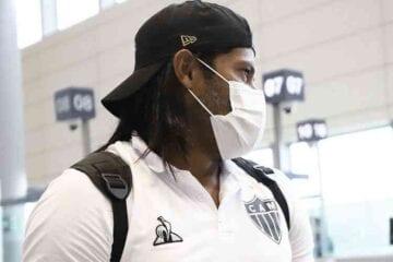 Atlético embarca para jogo contra América de Cáli; confira a programação