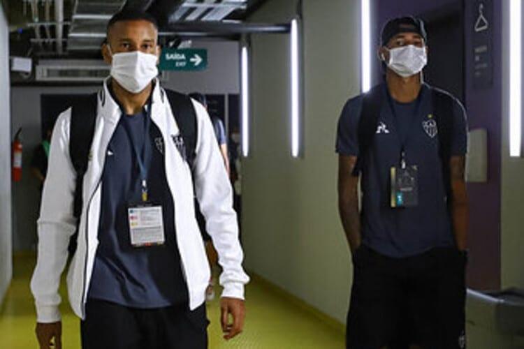 Jogadores do Atlético serão vacinados contra COVID-19 nesta quarta-feira