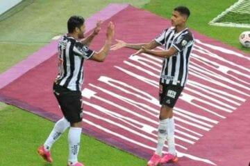 Atlético goleia La Guaira e garante melhor campanha da Libertadores
