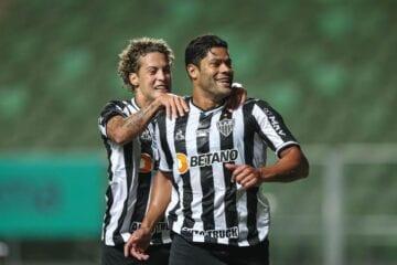 Atlético-MG derrota Tombense e fica perto da final do Mineiro