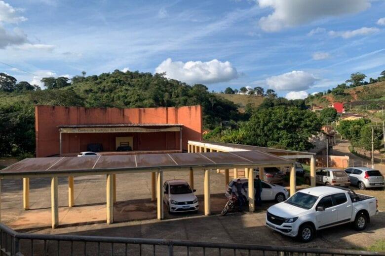 Prefeitura inicia reforma do Centro de Tradições do Carmo