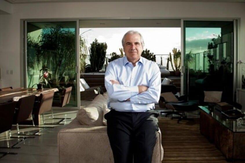 Dono da CNN Brasil, empresário Rubens Menin, compra Rádio Itatiaia