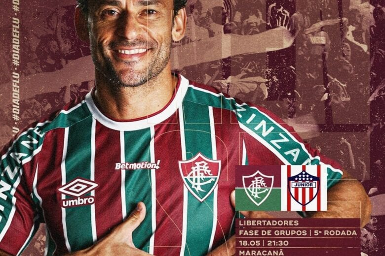 Fluminense x Junior Barranquilla ao vivo pela Libertadores! Saiba onde assistir este jogão