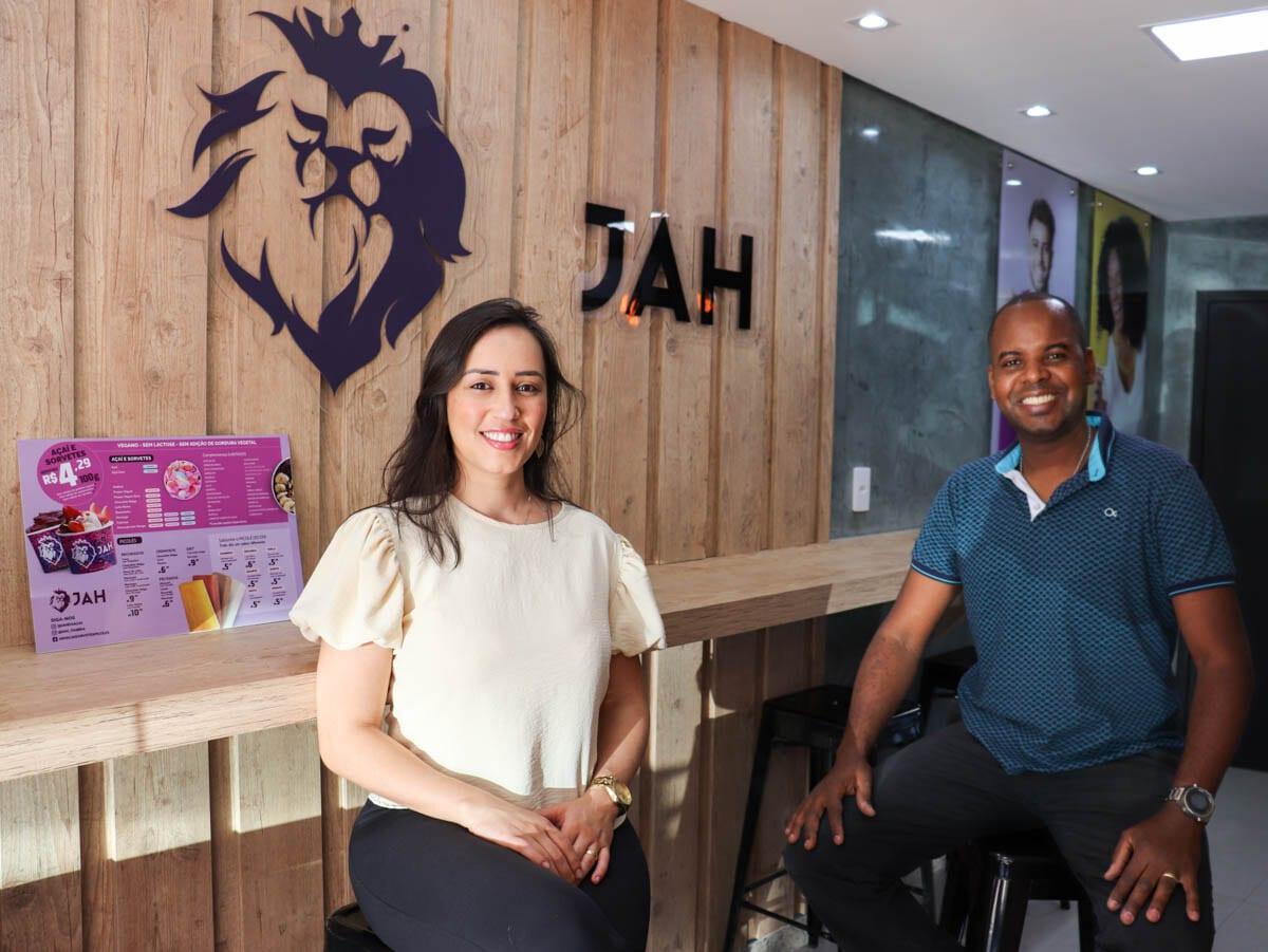 Jah do Açaí, rede de açaís e sorvetes, inaugura unidade em Itabira