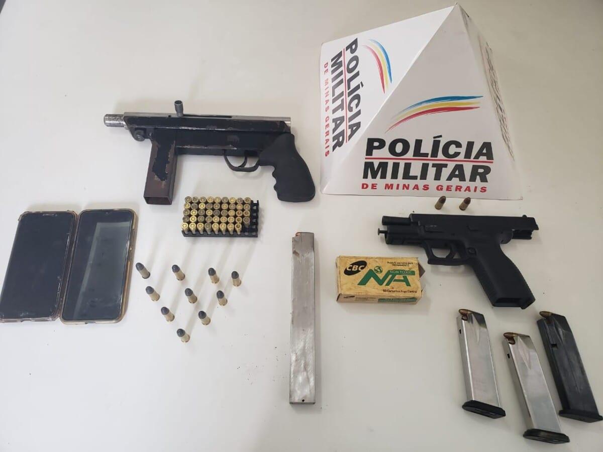 Acerto de contas: homem é morto em Conceição do Mato Dentro; cinco são presos