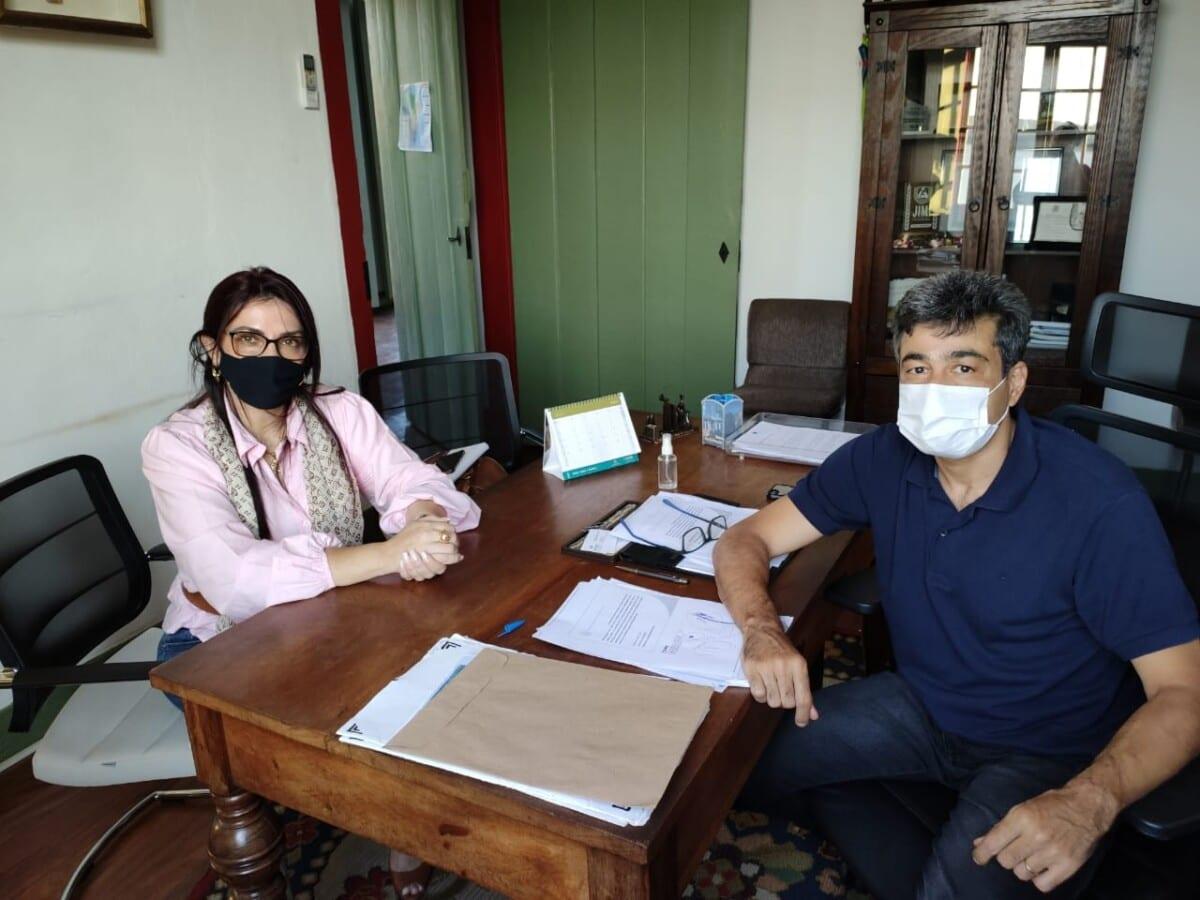 Pequenos negócios: Dayse Picão quer programa de retomada econômica em Conceição