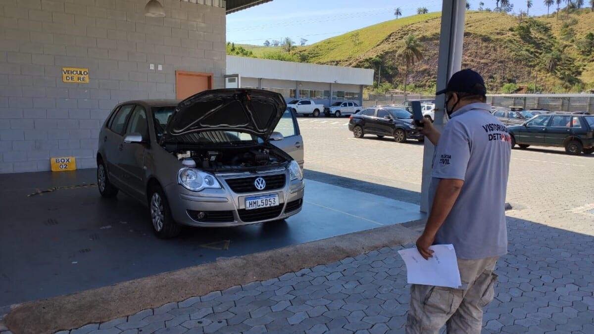 Polícia Civil implanta vistoria eletrônica de veículos em Itabira