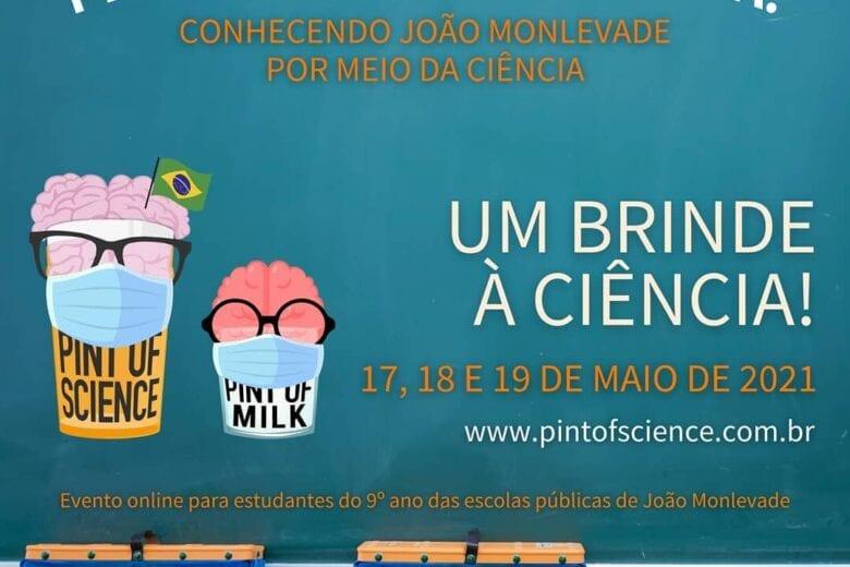 Evento mundial de ciência será realizado na próxima semana em Monlevade