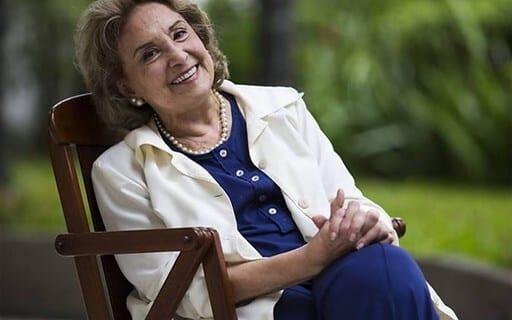 Que tristeza! Morre Eva Wilma, vítima de um câncer no ovário