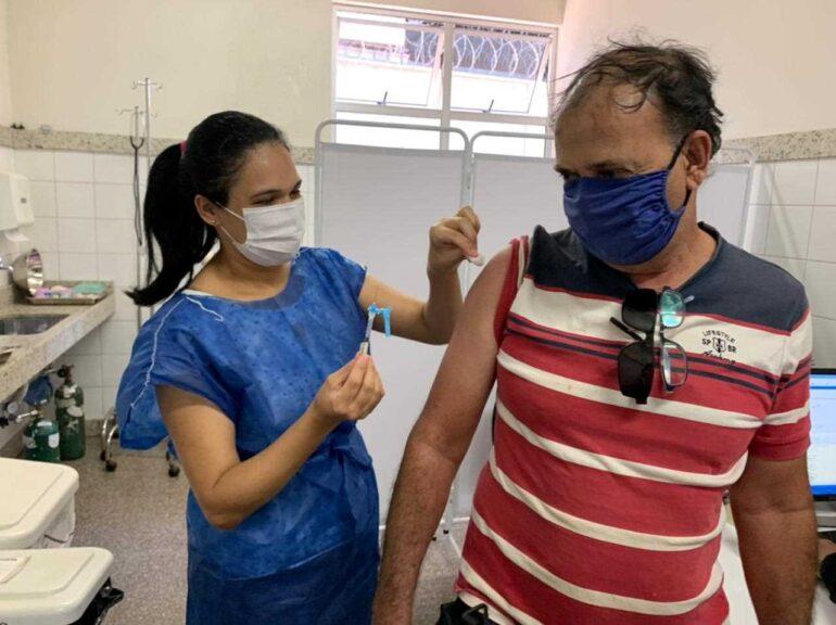 Dia D: todos os PSFs abrem as portas neste sábado para vacinação contra a Covid-19 em Itabira