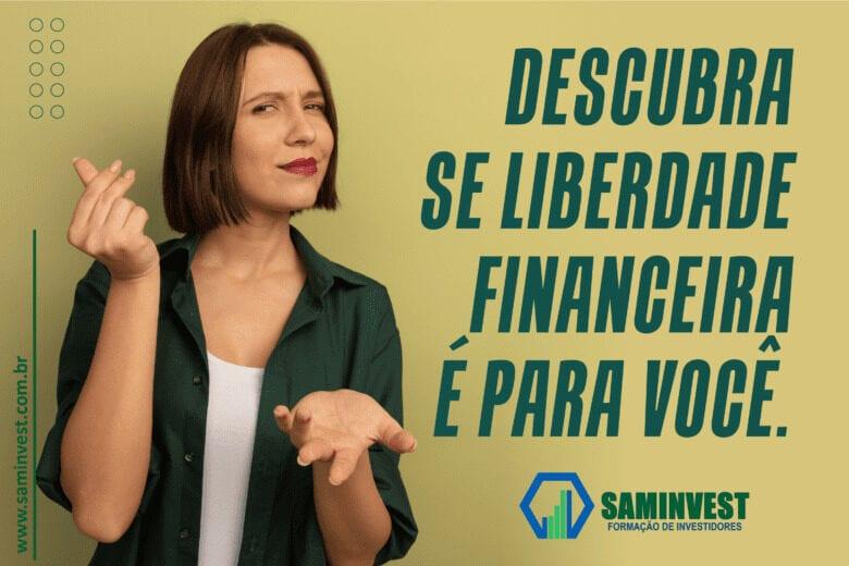 Descubra se liberdade financeira é para você