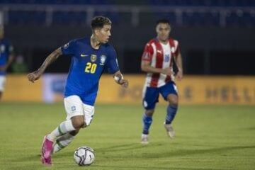 Seleção brasileira retorna do Paraguai sem tomar vacina contra a Covid