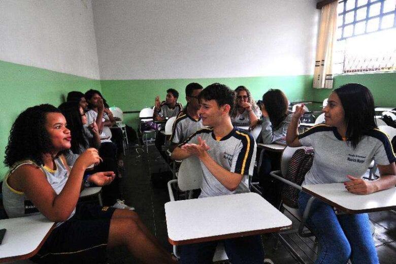 TJMG libera aulas presenciais nas escolas estaduais de Minas