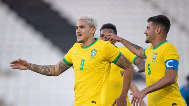 Sem Neymar, seleção olímpica é convocada para Tóquio; confira