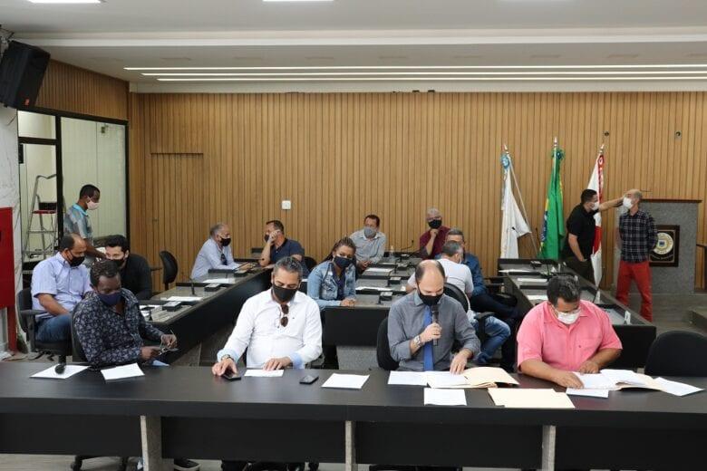 Vereadores voltam atrás e mantêm comissões inalteradas na Câmara de Itabira