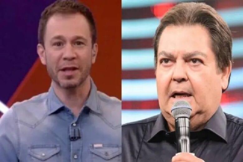 Globo antecipa saída de Faustão e Tiago Leifert assume Domingão