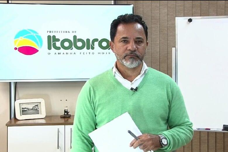 Marco Antônio Lage sobe o tom e cobra vereadores por empréstimo de R$ 70 mi