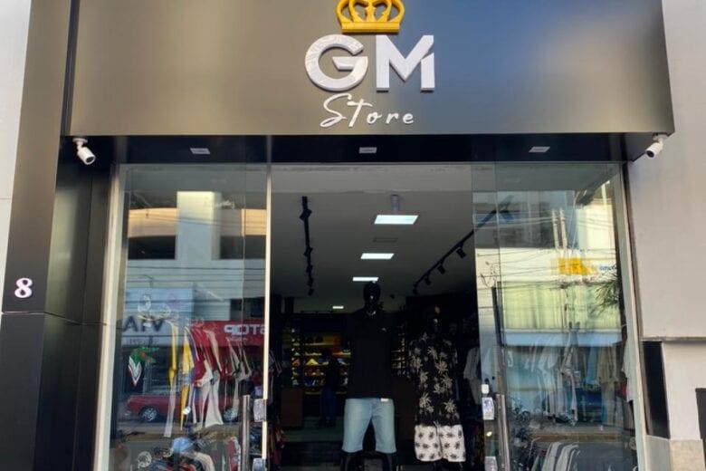 Presenteie seu namorado com uma peça da GM Store, em Itabira e região