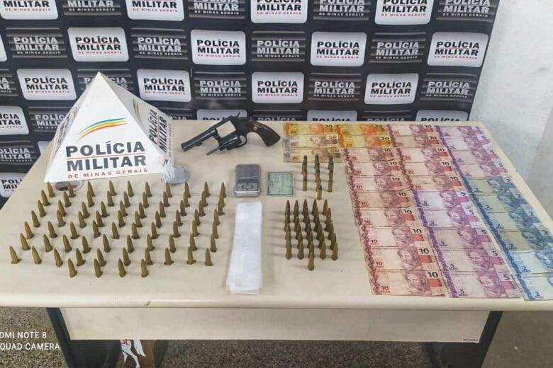 Traficante tenta corromper menor para ludibriar a Polícia e acaba preso em Monlevade