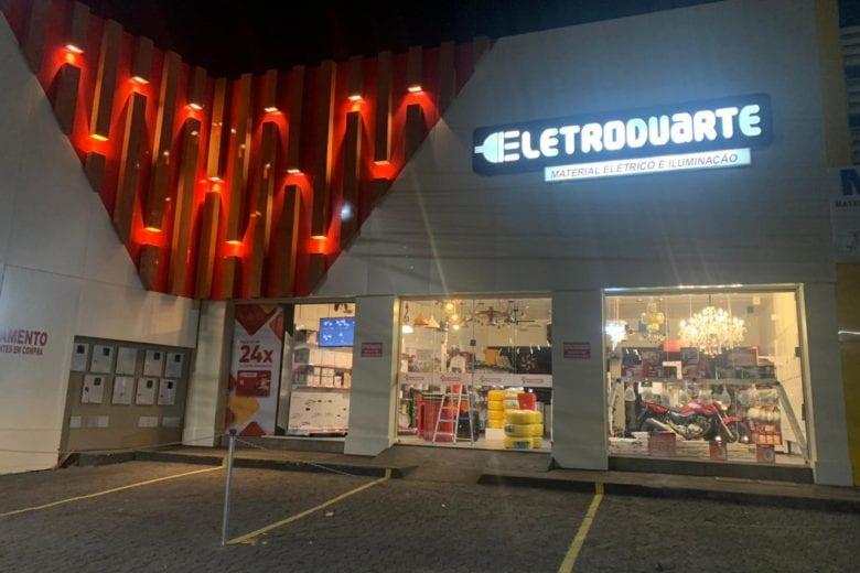 Eletroduarte inaugura mais uma loja, agora em João Monlevade