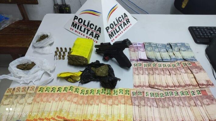 Operação policial termina com quase 200 kg de maconha apreendidos na área da 12ª RPM